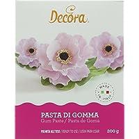 Decora 9261653 Pasta Di Gomma Pronta All Uso Decora 200 G
