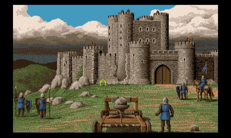 Defender of the Crown - Emulated Amiga Edition: Amazon.de