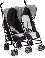 Hauck Turbo Duo Stroller - Stone For Unisex, White 4007923139042