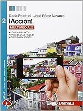 ¡Acción. Per le Scuole superiori! Con e-book. Con espansione online