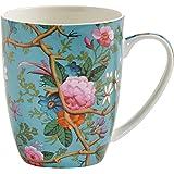 Maxwell & Williams Kilburn Koffiemok, porselein, meerkleurig, 1 stuk (1 stuks)