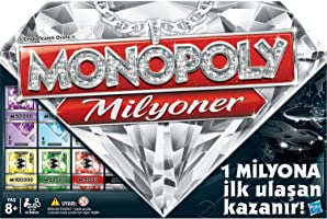 Hasbro Monopoly Milyoner
