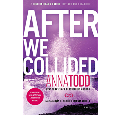 After We Collided The After Series Book 2 English Edition Ebook Todd Anna Amazon It Kindle Store