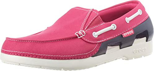Crocs Kids Unisex Beach Line Hybrid GS Boat Shoes