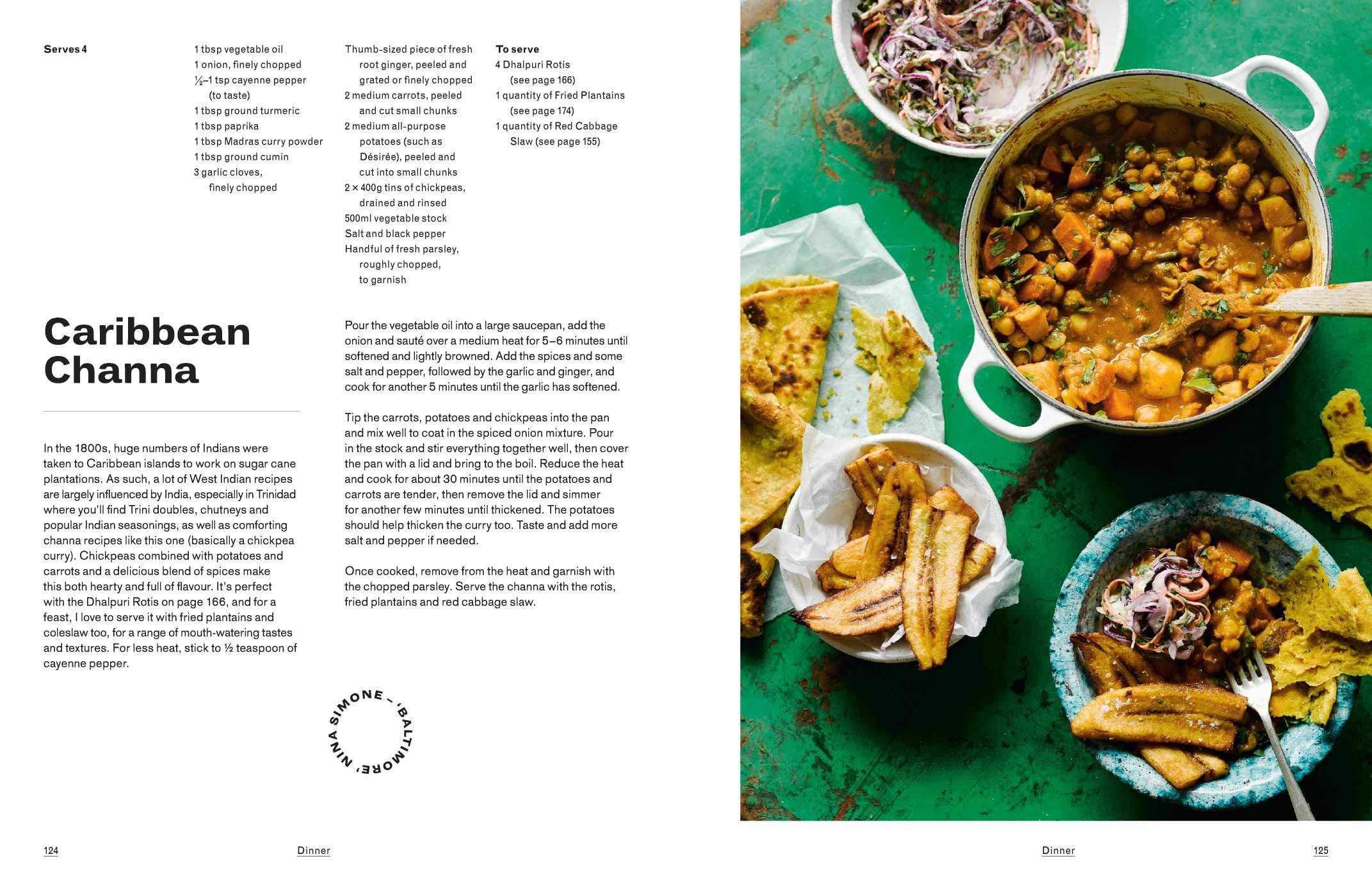 Rachel Ama's Vegan Eats: Tasty plant-based recipes for every day 8