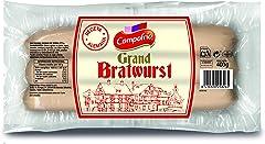 Campofrio Salchichas Gran Bratwurst, 400g
