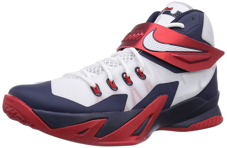 lebron 8 soldier. nike zoom soldier viii lebron james basketballschuhe, mens basketball shoes: amazon.co.uk: shoes \u0026 bags 8 e