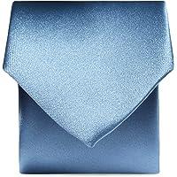 Folkespeare | Men's Satin Slim Tie | Plain