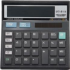 Efashionup Citizen Electronic Calculator-CT512 ,Black