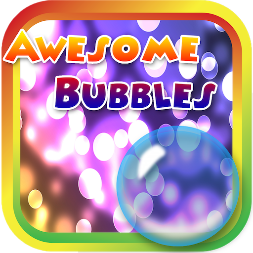 Awesome Bubbles - Shoot and match gems with same color
