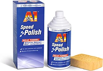 Dr. Wack - A1 Speed Polish, 500 ml (#2700)