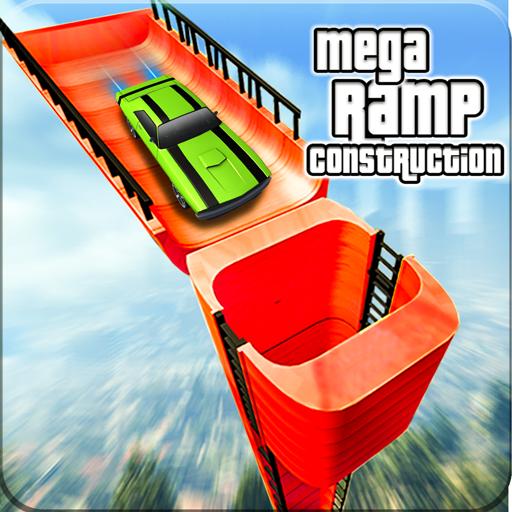 Mega Ramp Construction: Autosimulator 2018 (Ramp-auto)