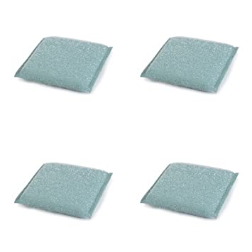 Gala Kitchen Scrubber Combo Set (Green) (Pack of 4): Amazon.in ...