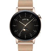 HUAWEI WATCH GT 3 42 mm Smartwatch, lange Akkulaufzeit, ganztägige SpO2-Überwachung, KI-Lauftrainer, genaue…