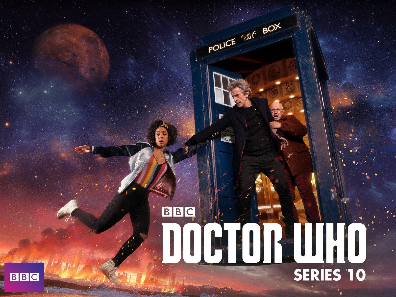 Dr Who Season Season 10
