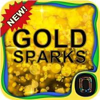 Gold Sparks for GO Keyboard