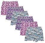 Elk Kids Boys Girls Cotton Printed Printed Trouser Bloomer Innerwear Underwear 6 Piece Combo