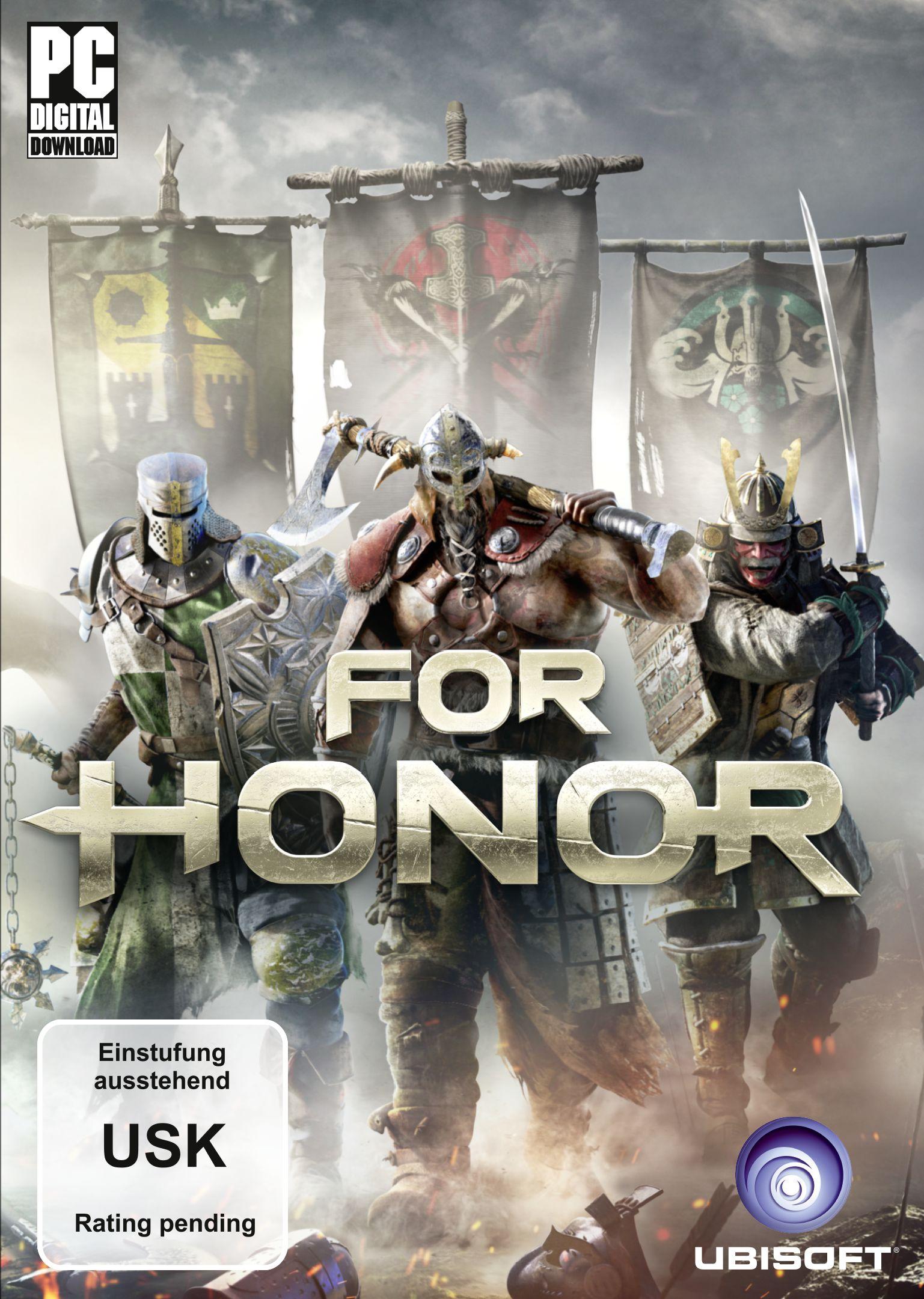 Preisvergleich Produktbild For Honor [PC Code - Uplay]