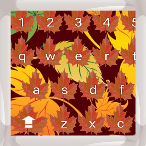 Herbst-Tastaturen - Eiche Tastatur