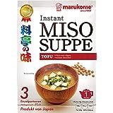 Marukome Sopa instantánea de miso y tofu 60 g
