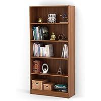 BLUEWUD Alex Engineered Wood Wall Book Shelf Home Decor Display Shelf ,Matte Finish
