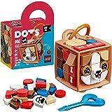 LEGO 41927 Dots Porte-clés Chien – Accessoire et Loisirs créatifs, Décoration pour Filles et Garçons
