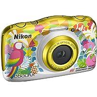 Nikon Coolpix W150 Compact Digital Camera, 13.2 Megapixel, 3' / 7.62 cm LCD, Full HD,…