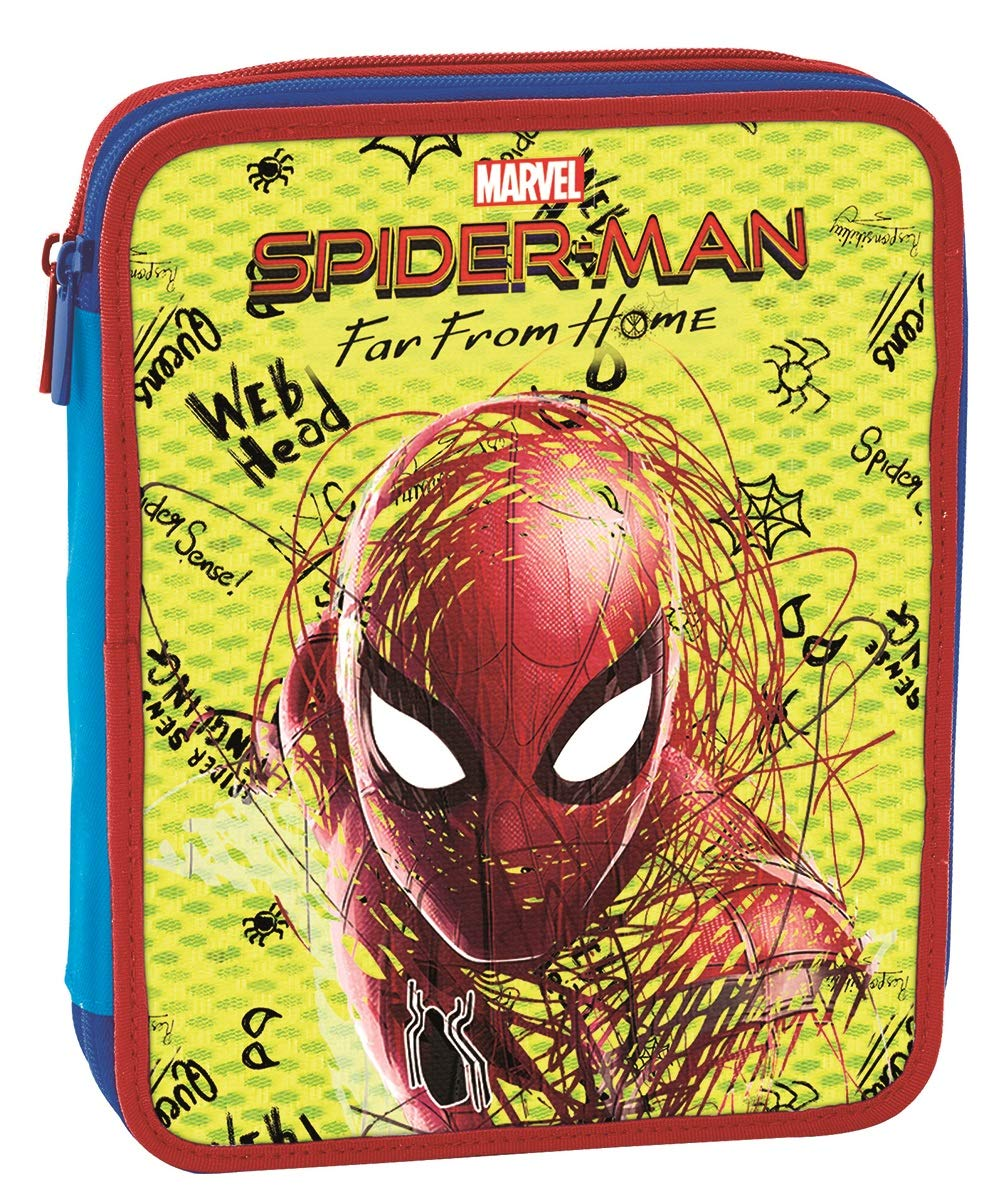 Seven AST.Maxi Spider-Man Movie Legendary Estuches 20 Centimeters 0.5 Multicolor (BLU e Rosso)