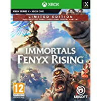 Immortals Fenyx Rising Limited Edition (Xbox…