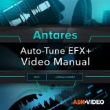 Auto-Tune EFX Course For Antares By Ask.Video