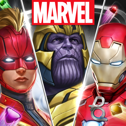 MARVEL Puzzle Quest (Kostenlose Marvel-spiele)