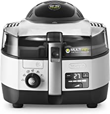DeLonghi MultiFry Extra Chef Heißluftfritteuse/Multicooker
