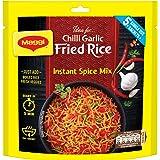 MAGGI Fried Rice Masala, Chilli Garlic, 75g Pouch (5 Sachets)   Restaurant Style