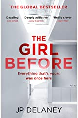 The Girl Before: The gripping global bestseller Kindle Edition