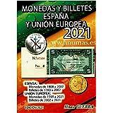 Catalogo Monedas y Billetes España. Edición 2021