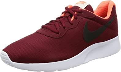 Nike Uomo Scarpa Sportiva, Colore Borgogna, Marca, Modello Uomo Scarpa Sportiva Tanjun Prem Borgogna