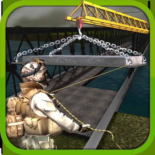 army-truck-bridge-building-3d