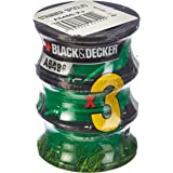 Black & Decker A6486 Reflex 2+1 voordeelpak draadspoel, 6 m