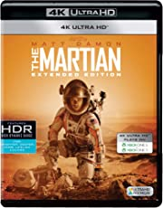 The Martian: Extended Edition (4K UHD)