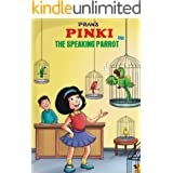 PINKI AND TALKING PARROT ENGLISH: PINKI ENGLISH