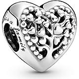 Pandora Jewellery Family Tree Heart Charm