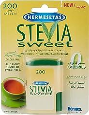 Hermesetas Stevia Sweet - 200 Tablet