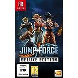 BANDAI NAMCO Entertainment Jump Force video game Nintendo Switch Deluxe - BANDAI NAMCO Entertainment Jump Force: Deluxe Editi