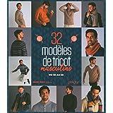 32 modèles de tricot hommes: Puls, bonnets, écharpes, gilets, snoods