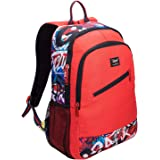 Tuffgear 27 Ltrs Red Casual Backpack
