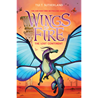The Lost Continent (Wings of Fire, Book 11) (English Edition)