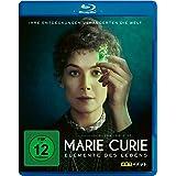 Marie Curie - Elemente des Lebens [Blu-ray]