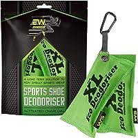 Eco Whiff Sports Geruchsentferner ★ umweltfreundlich ★ sichere Lösung ★ perfekte Wahl für Läufer, Boxer, MMA-Kämpfer, Fitnessstudio