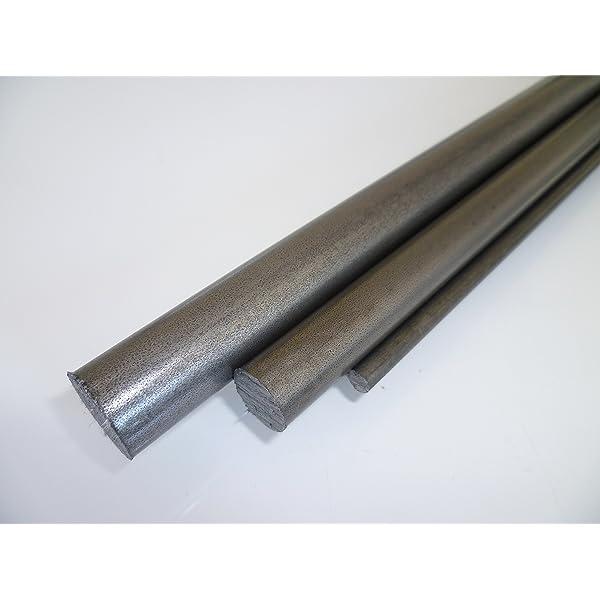 Rundstahl 42CrMo4 QT 1.7225 blank gezogen gesch/ält h9 C//SH Durchmesser /Ø 40mm x 700mm