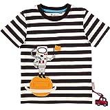 Sigikid Jungen T-Shirt freestyler Streifen schickes Sommershirt